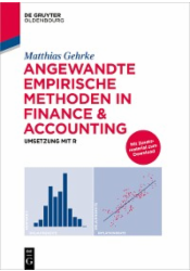 Angewandte empirische Methoden in Finance & Accounting