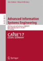Advanced Information Systems Engineering