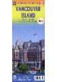 International Travel Map Vancouver Island