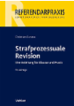 Strafprozessuale Revision