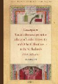Catalogue of Turkish Manuscripts in the Library of Leiden University and Other Collections in the Netherlands: Minor Collections